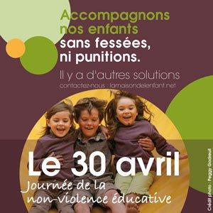 Journée de la non violence éducative : c'est bientot ! dans ca va mieux en le disant ... 4067934-6172139