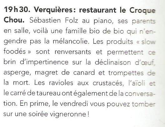 Vendredi 31 août ... au CROQUE CHOU à Verquières (13) ! dans Evénements 539486_10151043083442913_1887150878_n