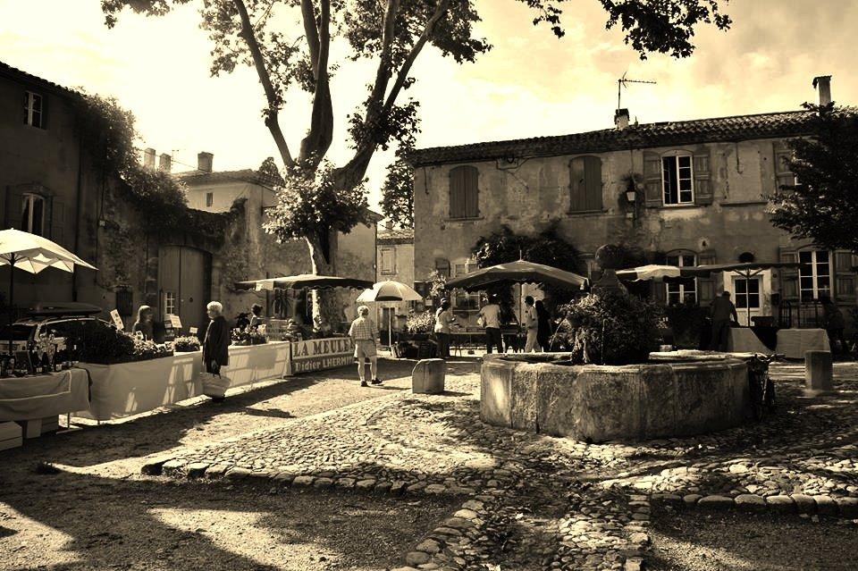 mm Découvertes dans Marché bio Hérault