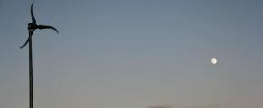 Ciels d'éoliennes